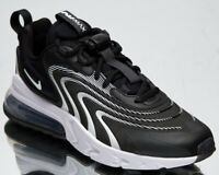 Nike Air Max 270 React ENG Men's Black Grey White Low Lifestyle Sneakers Shoes