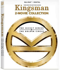 Kingsman: 2-Movie Collection [New Blu-ray] 2 Pack, Widescreen