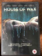 Elisha Cuthbert Paris Hilton HOUSE OF WAX ~ 2005 Gory Horror Remake UK DVD