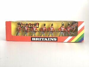 Britains Deetail 7347 Set Battle Of Waterloo Series