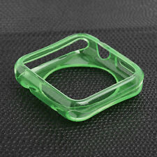 Transparent Silicone Gel TPU Protective Case for Apple Watch iWatch 42mm