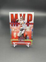 Tom Brady 2020 Panini Contenders MVP Platinum /25 SSP Super Bowl MVP Buccaneers