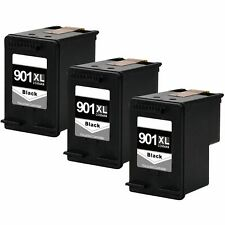 SET X3 BK para HP901XL OfficeJet 4500 j4500 j4524 j4540 j4550 j4580 j4600 j4680c