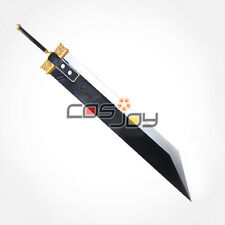 "59"" Final Fantasy VII FF7 Zack·Fair/ Cloud Strife Big Sword Cosplay 1641"