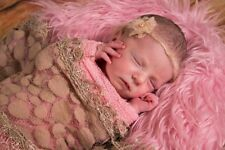 Reborn Baby Girl Marissa Kit Completed Custom Doll