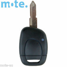 Renault Remote Car Key Blank 1 Button Replacement Shell/Case/Enclosure