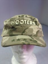HOOTERS Murfreesboro, TN Camouflage Baseball Hat, Cap, Army, Military, Patriotic