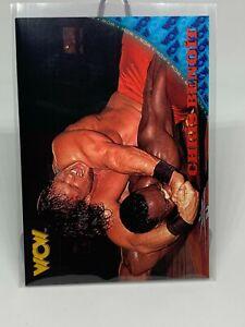 1998 Topps WCW Rookie - Chris Benoit RC #17