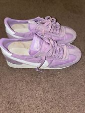 Vintage Nike Shoes Trainers Sneakers size 8.5 women's Purple Lilac Rare 1983