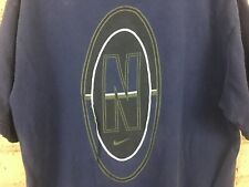 Vintage Nike Tee Made In The USA Oval Logo Shirt