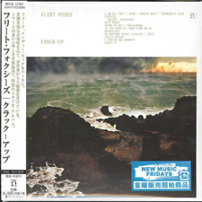 FLEET FOXES-CRACK-UP-JAPAN CD E20