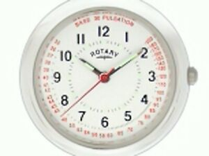 Rotary nurses fob watch  RRP £79.00 LP00616