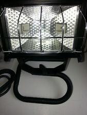 Homebase 4-in-1 120W WORKLIGHT con libero LAMPADA ALOGENA