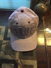 New Authentic Women True Religion Hat Cap Baseball Purple Written Logo $135