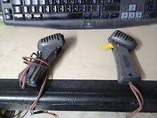 Scalextric - 2x Mandos antiguos para piezas o reparar