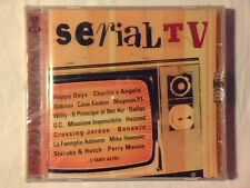 2CD Serial tv HAPPY DAYS CHARLIE'S ANGELS MAGNUM P.I. BATMAN SIGILLATO SEALED