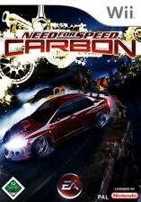 Nintendo wii need for speed carbon * allemand * comme neuf