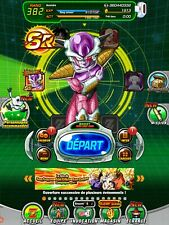 compte dokkan battle glo/jap 2000 DS android
