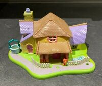 Vintage Polly Pocket Minnie Mouse Surprise Party House 1995 Bluebird