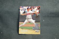 1998 Fleer Sports Illustrated Greg Maddux Trading Card #90