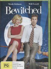 BEWITCHED - Nicole Kidman, Will Ferrell, Shirley MacLaine - DVD