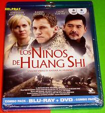 LOS NIÑOS DE HUANG SHI / THE CHILDREN OF HUANG SHI -COMBO BLURAY + DVD