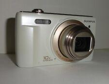 Olympus V Series VR-340 16.0MP Digital Camera - White
