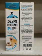 Shampoo Pelo Lungo per cani e gatti Retinol Complex 200ml