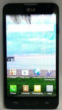 LG Ultimate 2 L41C 8GB Black (NET 10) Fair Condition