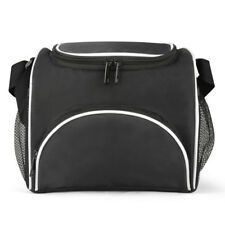 EAGLEMATE Lunch Cooler Bag For Adults CLASSIC DESIGN BLACK