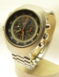 Vintage Omega Flightmaster Chronograph 145.026 2nd Gen  Caliber 911  One Owner