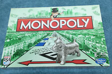 Monopoly Game With The New Cat Token Hasbro Gaming Factory Sealed 2013
