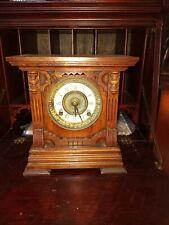 Antique Ansonia Mantle Clock