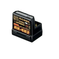 SANWA RX-482 2.4GHz FHSS4 Spread Spectrum System 4Ch