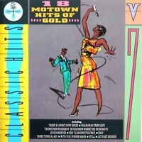Motown Hits of Gold (1988) 7:Commodores, R. Dean Taylor, Syreeta, The Mir.. [CD]
