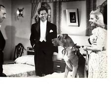 "Rudy Vallee/Mabel Todd ""Golddiggers in Paris"" 1938 Vintage Still"