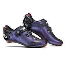SIDI Wire 2 Carbon Air LTD Road Cycling Shoes-Blue/Red Iridesc [Size: 38~47 EUR]