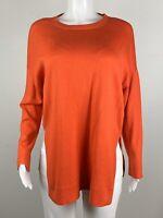 Eileen Fisher Women Size L Long Sleeves Blouse Top Shirt