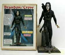 Used The Crow CINEMA ART MODE 1/6th Scale Figure Brandon Bruce Lee With Box