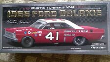University of Racing Curtis Turner's #41 1965 Ford Galaxie