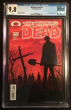 Walking Dead #6 CGC 9.8 NM/MT(1st Print March,2004)  Death of Jim & Shane!