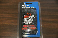 New- Case for iPhone 4/4s NCAA Hard Silicone Skin Cover Georgia Bulldogs SU