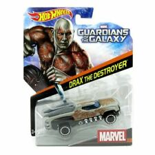 Hot Wheels Marvel Car - Drax the Destroyer (BDM71) - CGD57 - Die-cast model