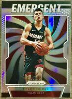 2019-20 Panini Tyler Herro Silver Prizms Rookie Card Rc Emergent Miami Heat 🔥🔥