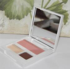Clinique Chocolate Chip/French Vanilla EyeShadow Duo & Pink Blush Powder Set Gwp