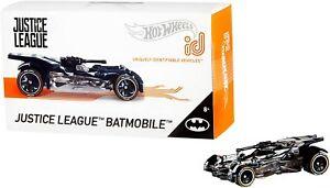 Hot Wheels id Justice League Batmobile