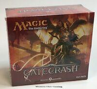 MTG Magic Gatecrash Fat Pack NEW Includes 9 Booster Packs!