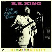 King, B.B.Easy Listening Blues (180 Gram Vinyl Limited Edition) (New Vinyl)
