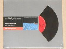 HERBIE HANCOCK -Future Shock- (Spiegel Edition - The Vinyl Classics) CD NEU, OVP