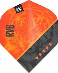 Target Raymond van Barneveld RVB Gen 4 Dart Flights -  No 2